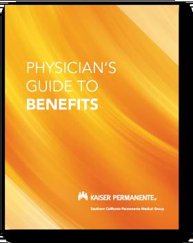 kaiser physician benefits